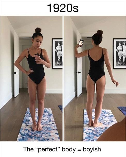Известный фитнес-блогер Кесси Хо продемонстрировала стандарты красоты. 16083.jpeg