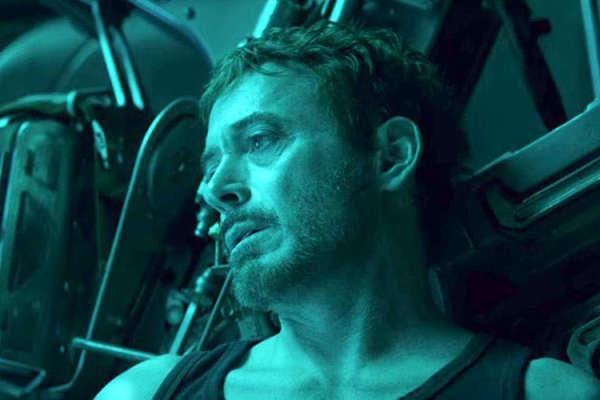 Вглобальной сети появились два экранных видео из«Мстителей: Финал»