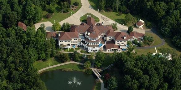 50cent продает дом Тайсона. дом