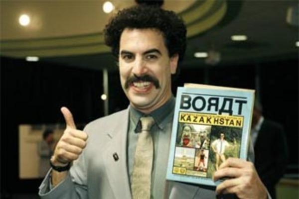 Он вам не Борат: 6 неизвестных фактов о Саше Бароне Коэне. 3