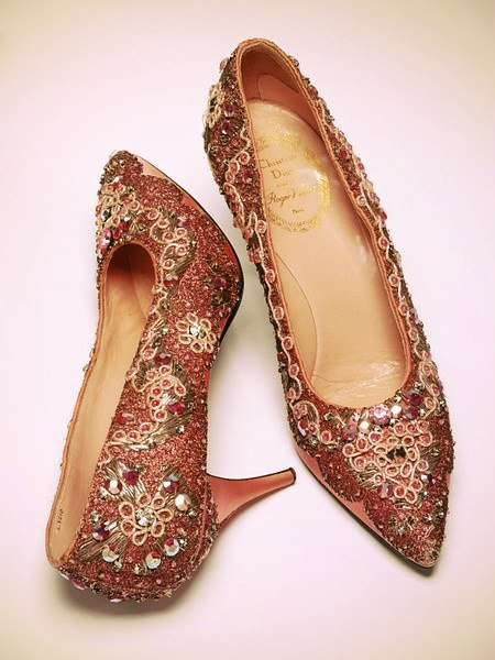 Туфли 1950-х годов от Роже 5