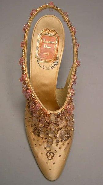 Туфли 1950-х годов от Роже 6