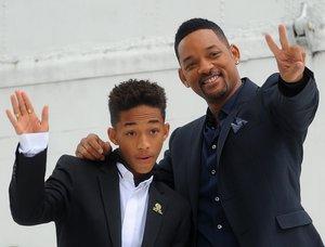 Уилл Смит учит сына выживать в кинобизнесе. 13548.jpeg