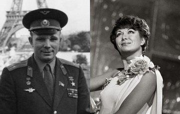 Эдита Пьеха о плечах, Гагарине и муже