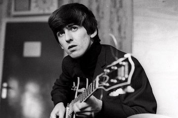 Джордж Харрисон: любопытные факты о гитаристе The Beatles