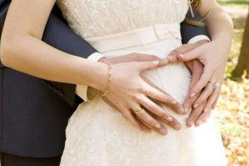 Беременность как повод для свадьбы
