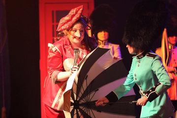 В театре кукол готовятся к премьере спектакля
