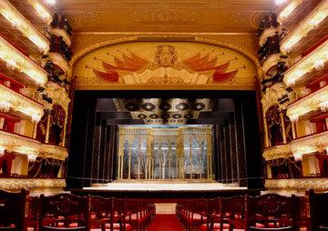 Большой театр покажет онлайн-трансляции спектаклей из