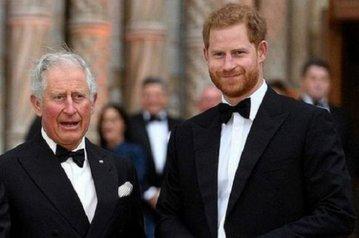 Принц Гарри и Меган Маркл живут на деньги принца Чарльза