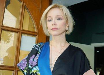 Марина Зудина высказалась о романе с актёром Андреем Смоляковым