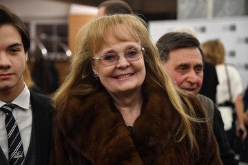 69-летняя Наталия Белохвостикова впервые стала бабушкой